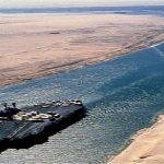 قناة السويس المصرية تعلن عن إيرادات سنوية قياسية عند 5.585 مليار دولار
