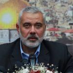 هنية: عازمون على إنجاز الانتخابات والوحدة الفلسطينية
