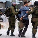 الاحتلال يعتقل 10 مواطنين بالضفة الغربية ويتوغل في غزة