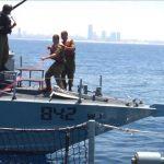 البحرية الإسرائيلية تعتقل صيادين في بحر غزة