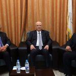 الحمدالله يجتمع مع قادة الأمن في غزة للمرة الأولى