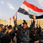 العراق ينظم عرضا عسكريا احتفالا بالانتصار على «داعش»