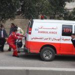الهلال الأحمر: 5400 إصابة في فلسطين منذ قرار ترامب بشأن القدس