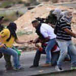 إصابة فتاة فلسطينية وصحفي خلال مواجهات في القدس رفضاً لقرار ترامب