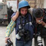 دعوات لحماية الصحفيين الفلسطينيين من الاستهداف المباشر ودعوات القتل