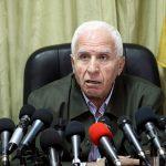 الأحمد يشدد على ضرورة تحقيق المصالحة الوطنية لمواجهة مخاطر القضية الفلسطينية