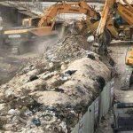 الاحتلال يهدم أساسات عدد من المنشآت والبنايات السكنية في القدس