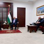 عباس: سنذهب إلى المصالحة وننجزها لمواجهة ما تمر بها قضيتنا