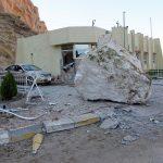 زلزال شدته 6 درجات يضرب غرب إيران