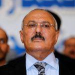 أسرة الرئيس اليمني السابق علي عبد الله صالح تصل عدن