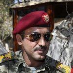 أحمد نجل علي عبدالله صالح يتعهد «بمواجهة أعداء الوطن»