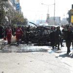 مقتل 8 أشخاص بانفجار بحافلة في حمص بسوريا