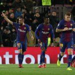 إنيستا قائد برشلونة يغيب عن مواجهة فياريال بسبب شد عضلي