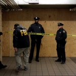 محققون يبحثون عن أدلة في محاولة تفجير بنيويورك