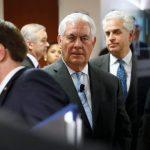 تيلرسون: أمريكا مستعدة للحوار مع كوريا الشمالية بدون شروط