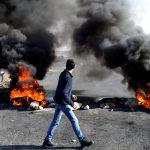 فيديو| الاحتلال يطلق قنابل الغاز على طاقم الغد في الخليل