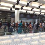 المراقبون الجويون في المطار الجديد للسنغال يضربون للمطالبة بمزيد من التدريب