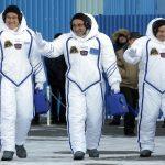 3 رواد فضاء أمريكي وروسي وياباني ينطلقون إلى محطة الفضاء الدولية