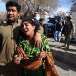 صور| 5 قتلى و24 مصابا ضحايا هجوم انتحاري على كنيسة في باكستان