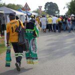 الحزب الحاكم في جنوب أفريقيا يتجه لانتخاب زعيم جديد خلفا لزوما