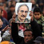 مئات يحتشدون في شرق ليبيا للمطالبة بتسليم السلطة لحفتر