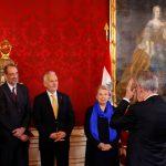 سيباستيان كورتز يتسلم السلطة في النمسا مع اليمين المتطرف