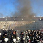 تظاهرة في فيينا تندد بالحكومة الجديدة لمشاركة اليمين المتطرف فيها