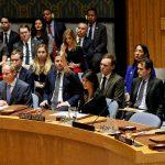 الحكومة الفلسطينية تستنكر «الفيتو الأمريكي» ضد مشروع قرار لحماية الفلسطينيين