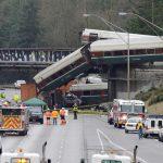 3 قتلى في خروج قطار ركاب عن القضبان بولاية واشنطن