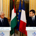 ماكرون: سنقف إلى جانب فلسطين خلال الأشهر المقبلة