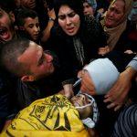 عدد الشهداء الفلسطينيين يرتفع إلى 12 منذ إعلان ترامب القدس عاصمة لإسرائيل