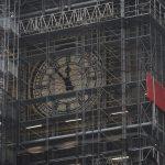 دقات ساعة «بيج بن» تعود بعد توقف لشهور