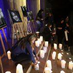 اعتصام واضاءة شموع في بيروت حداداً على أربع نساء قتلن خلال أسبوع