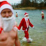 الألمان يكافحون الإسراف في الطعام في عطلة عيد الميلاد بالركض