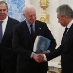 جماعات معارضة سورية ترفض مؤتمر سوتشي في روسيا