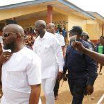 بدء انتخابات الرئاسة في ليبيريا مع إقبال ضعيف في الصباح
