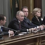 الرئاسة الروسية تؤكد شرعية الانتخابات الرئاسية رغم رفض ترشح نافالني