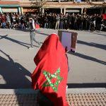 المئات يخاطرون بحياتهم في «مناجم الموت» في المغرب
