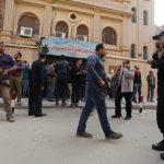 فيديو| لحظة قنص ضابط شرطة مصري لإرهابي كنيسة حلوان
