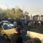 تواصل المظاهرات في طهران.. والإيرانيون يطالبون بعزل روحاني