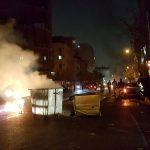 شاهد| 7 مقاطع فيديو للمظاهرات والاحتجاجات الشعبية في مدن إيران