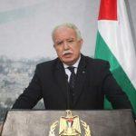المالكي: ندعو دول العالم للاعتراف بدولة فلسطين وعاصمتها الأبدية القدس