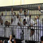 إحالة 8 متهمين الى مفتى مصر للحكم بإعدامهم في قضية قتل ضابط شرطة