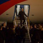 بوتين يصل الى تركيا بعد زيارتيه لسوريا ومصر