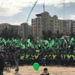 صور  حماس تحيي ذكرى انطلاقتها الثلاثين.. وتؤكد: لن نعترف بإسرائيل