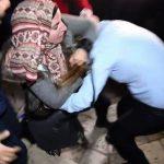 الاحتلال يقرر الإفراج عن الفلسطينية التي ضربت شرطية إسرائيلية في القدس