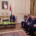عباس يشيد برفض الرياض قرار ترامب بشأن القدس
