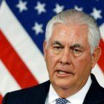 الصين وروسيا ترحبان بدعوة تيلرسون للحوار غير المشروط مع كوريا الشمالية