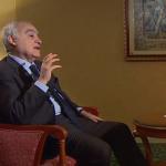 فيديو| غسان سلامة: حفتر لا يمكن تجاهله فى ليبياونسعى لدستور دائم للبلاد