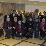 دورة تدريبية لتنمية مهارات القيادة للعاملين بالهيئة المصرية العامة للاستعلامات